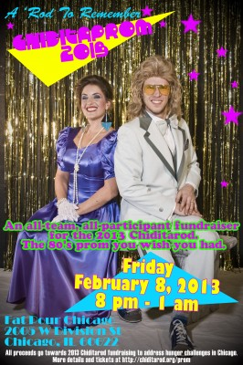 Chiditaprom 2013 Flyer