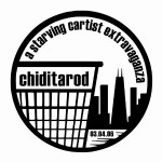 Chiditarod 2006 patch design