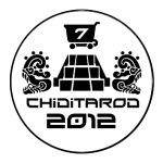 Chiditarod 2012 patch design